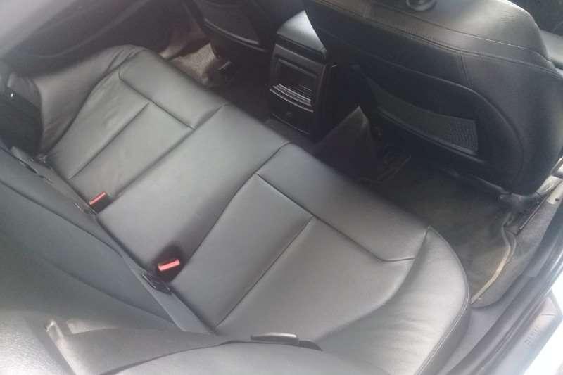 BMW 1 Series f20d 2013