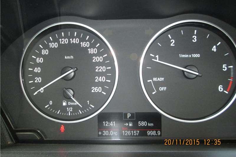 2012 BMW 1 Series 120d 5 door Urban sports auto