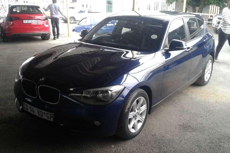 2014 BMW 1 Series 118i 3 door Urban