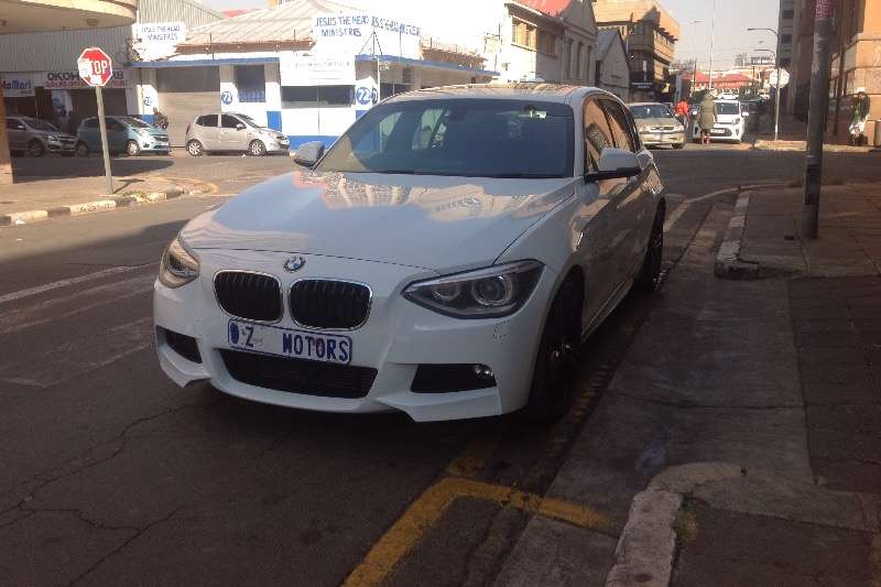 2015 BMW 1 Series 125i 5 door M Sport auto