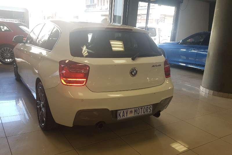 2014 BMW 1 Series 130i 5 door Exclusive steptronic