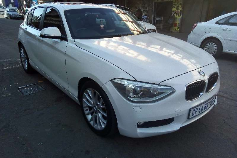 2013 BMW 1 Series 120d 5 door auto