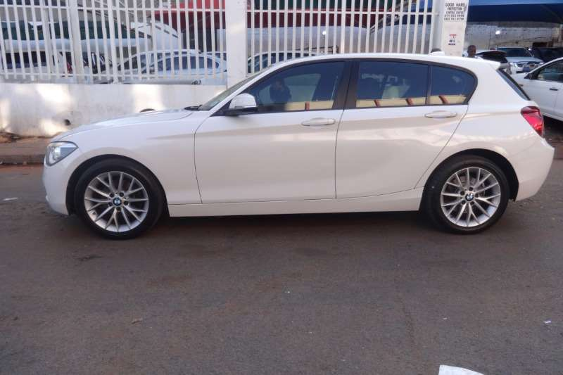 2013 BMW 1 Series 120d 5 door sports auto