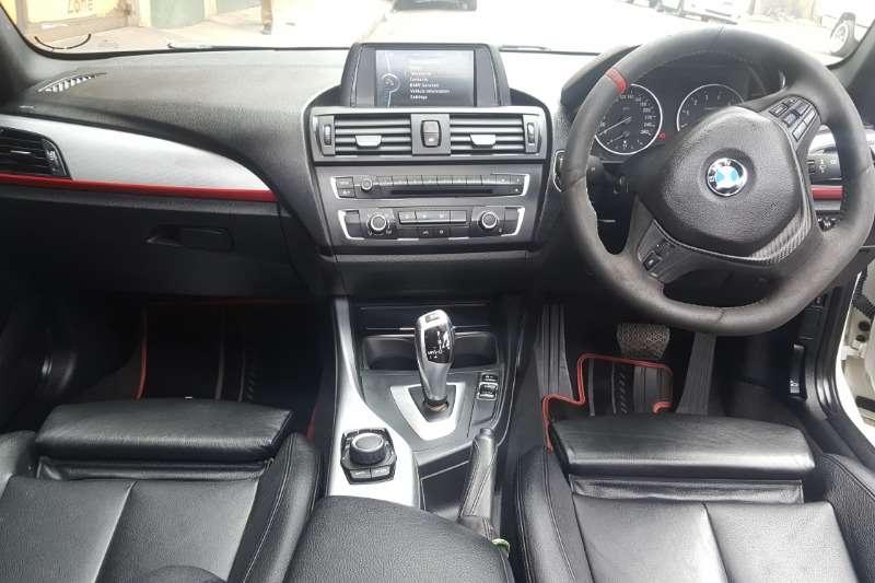 2012 BMW 1 Series 125i 5 door Edition M Sport Shadow sports auto