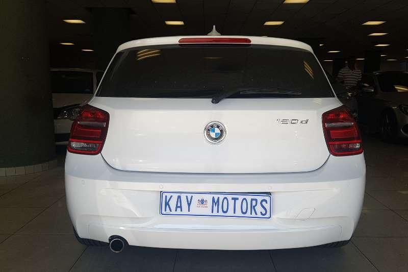 2013 BMW 1 Series 120d 5 door Urban auto