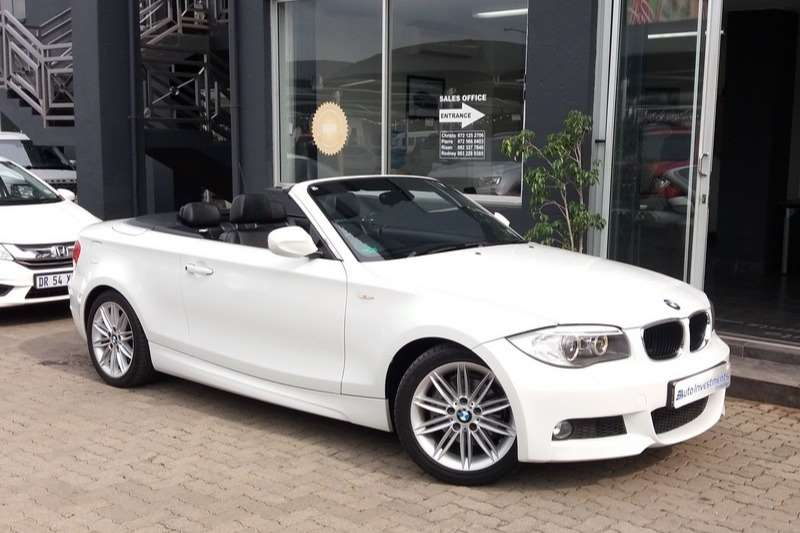 2012 BMW 1 Series 125i convertible