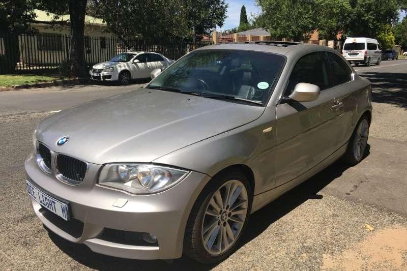 2011 BMW 1 Series 125i 3 door auto