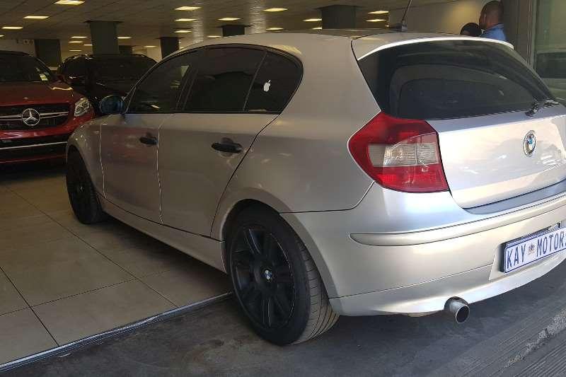 2009 BMW 1 Series 116i 5 door