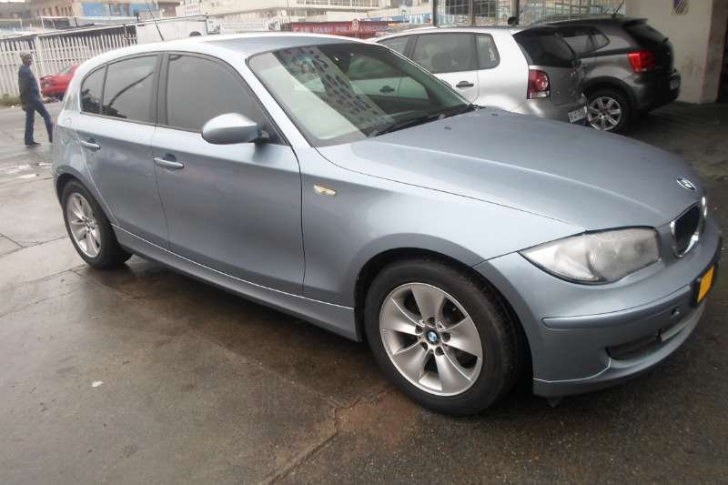 2009 BMW 1 Series 120d 5 door Exclusive