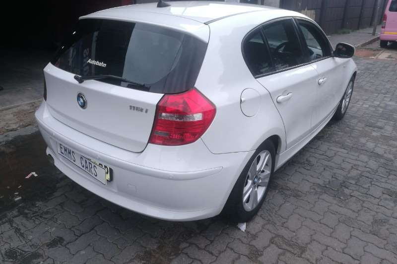 2010 BMW 1 Series 118i 5 door Sport auto