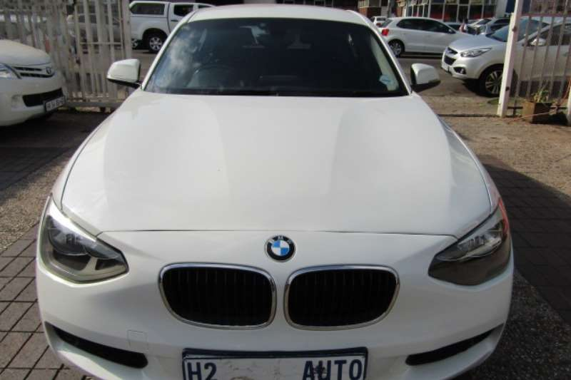 2012 BMW 1 Series 118i 3 door