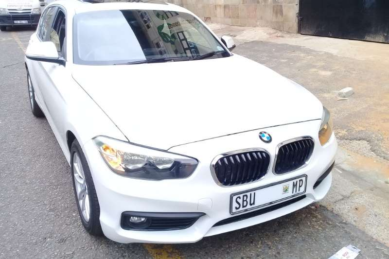 2017 BMW 1 Series 118i 5 door auto