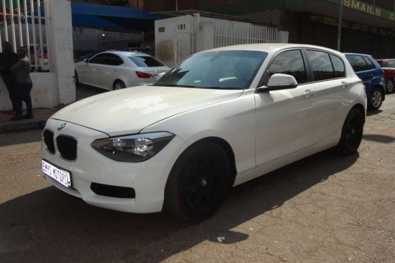 2011 BMW 1 Series 118i 5 door