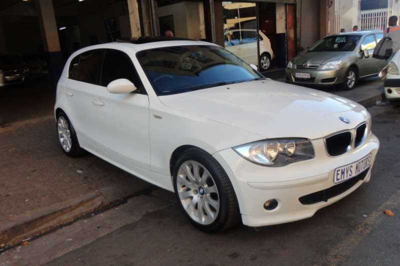 2009 BMW 1 Series 118i 5 door Sport
