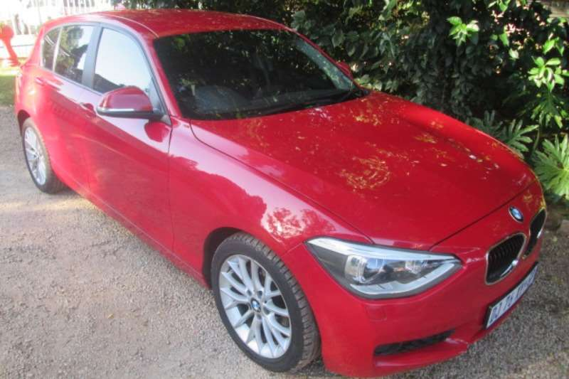 2014 BMW 1 Series 118i 5 door steptronic