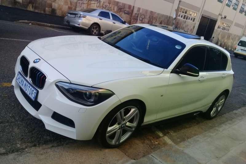 2013 BMW 1 Series 120i 3 door M Sport steptronic