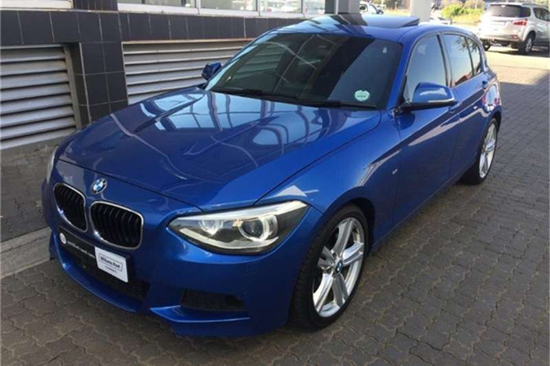 2015 BMW 1 Series 125i 5 door M Sport sports auto
