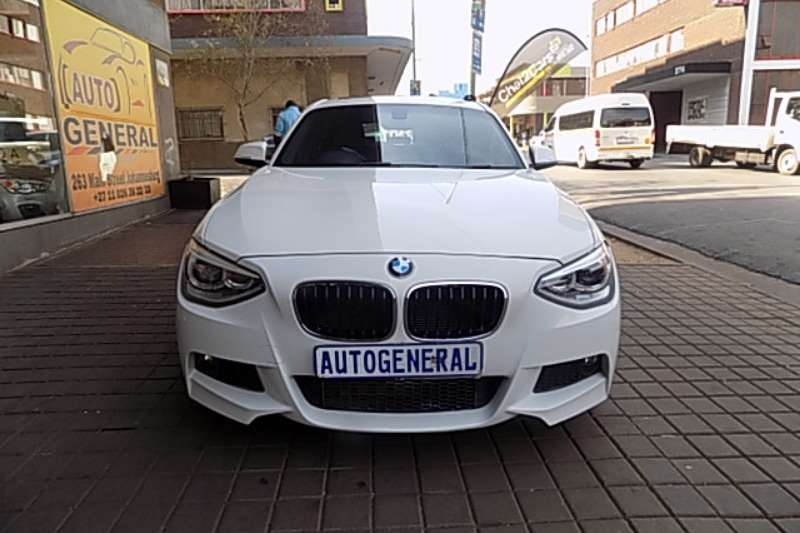 2013 BMW 1 Series 120d 5 door Sport auto