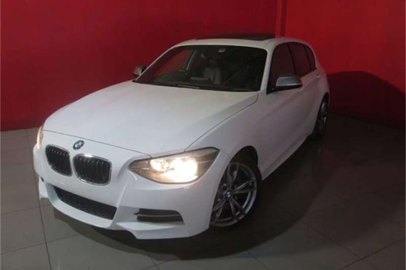2013 BMW 1 Series M135i 5 door auto