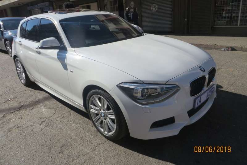 2013 BMW 1 Series 120d 5 door