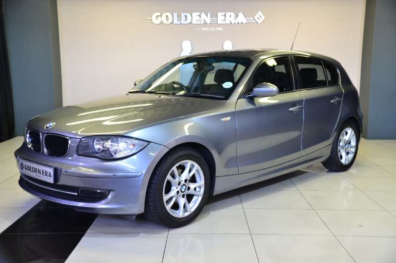 2009 BMW 1 Series 120i 5 door auto