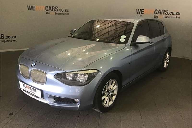 2013 BMW 1 Series 118i 5 door Urban auto