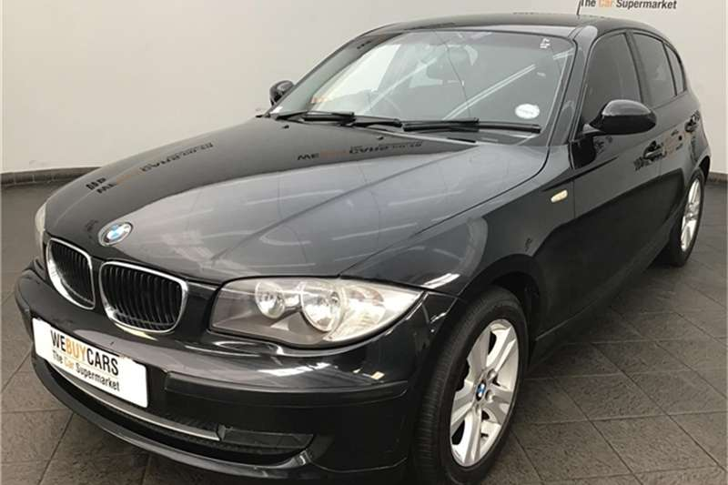 2009 BMW 1 Series 118i 5 door
