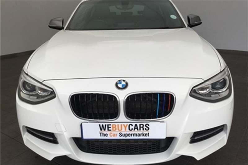 BMW 1 Series M135i 3 door auto 2014