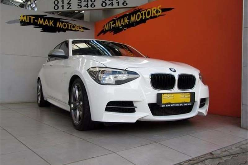 BMW 1 Series M135i 5-door 2013