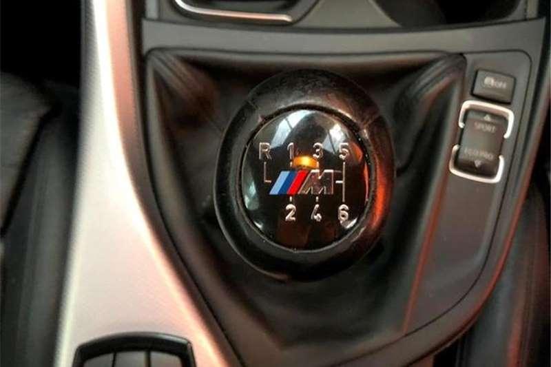 BMW 1 Series M135i 5 Door 2013