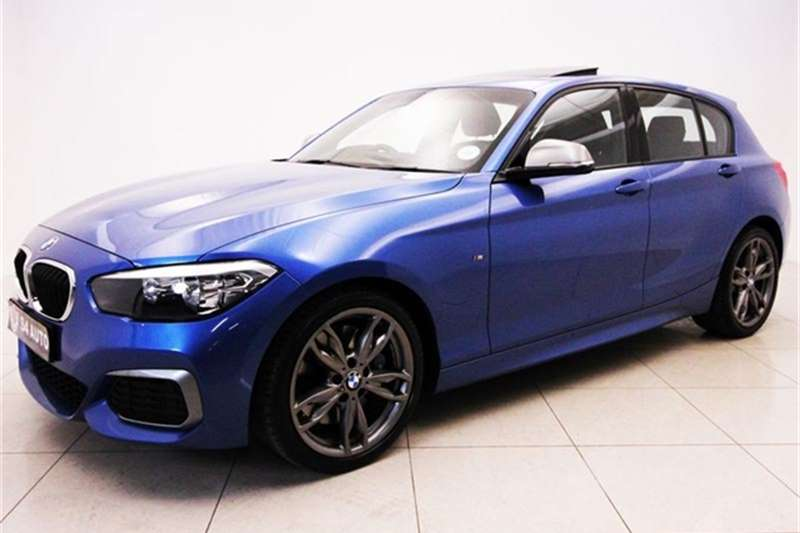 BMW 1 Series M135i 5-door 2016