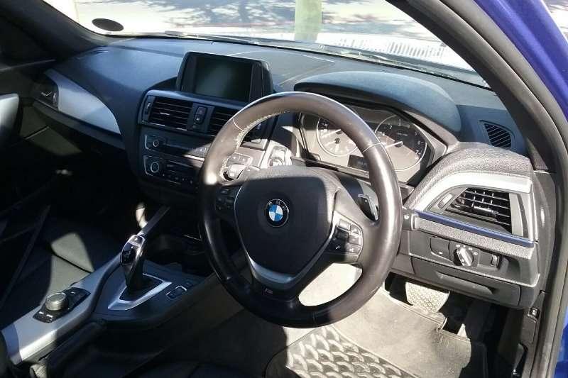 BMW 1 Series M135i 5 door sports auto 2013
