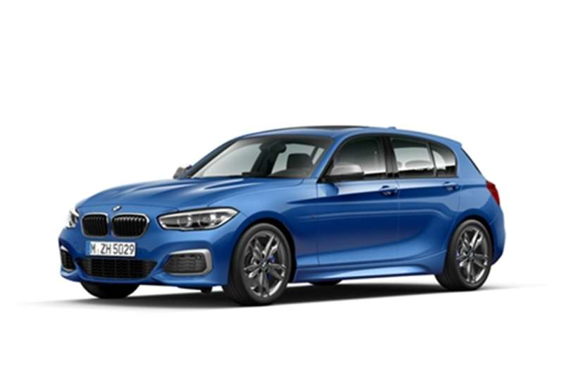 BMW 1 Series M140i 5-door sports-auto 2017