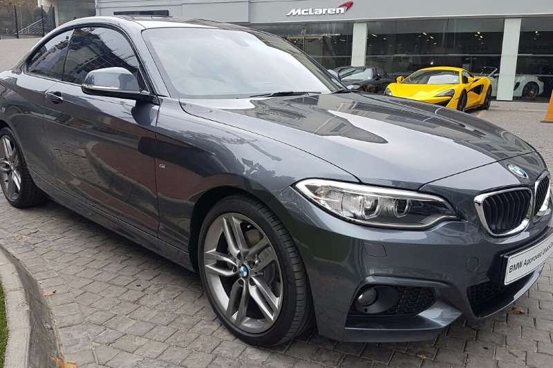 2017 Bmw 2 Series 220d Coupe M Sport Auto Cars For In Gauteng R 589 000 On Mart