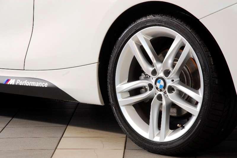 BMW 2 Series 220d coupe M Sport auto(F22) 2015
