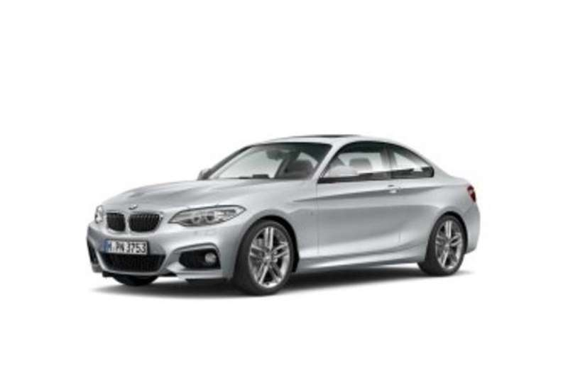 BMW 2 Series 220d Coupe M Sport Sports-Auto 2017