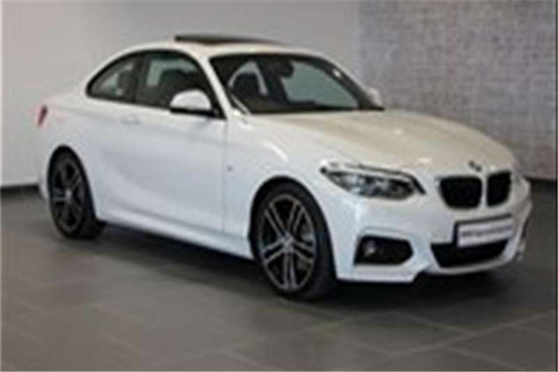 2018 Bmw 2 Series 220i Coupe M Sport Auto Coupe Petrol