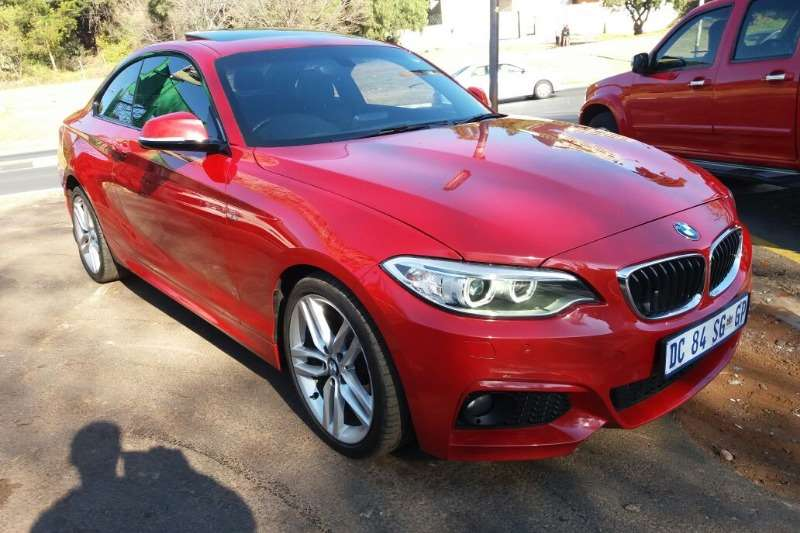 2014 BMW 2 Series 220d coupe M Sport