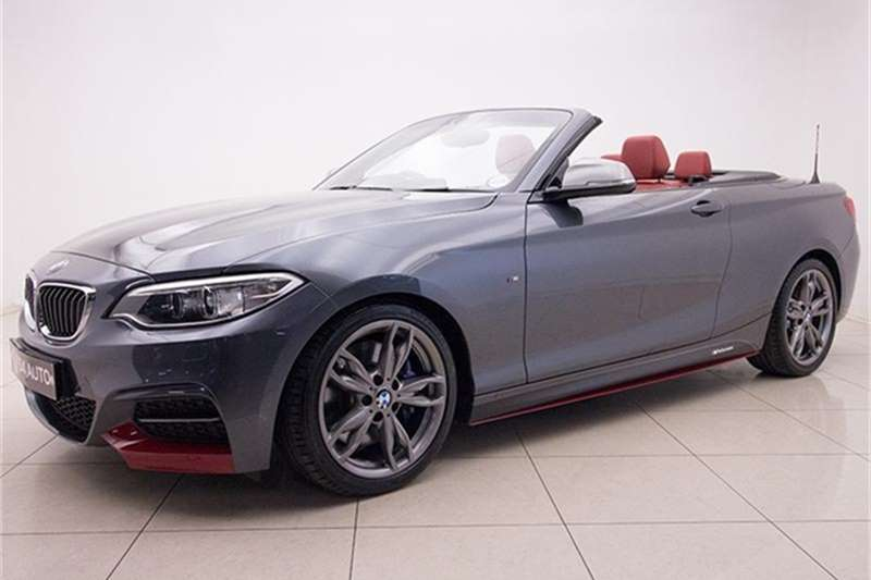 2016 BMW 2 Series M235i convertible auto
