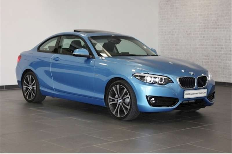 2019 BMW 2 Series 220i coupe Sport auto