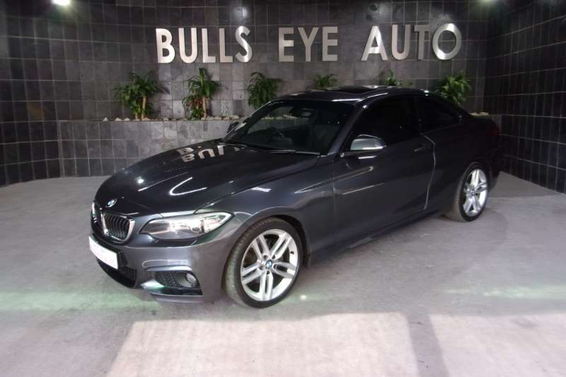 2014 BMW 2 Series 220i coupe Sport