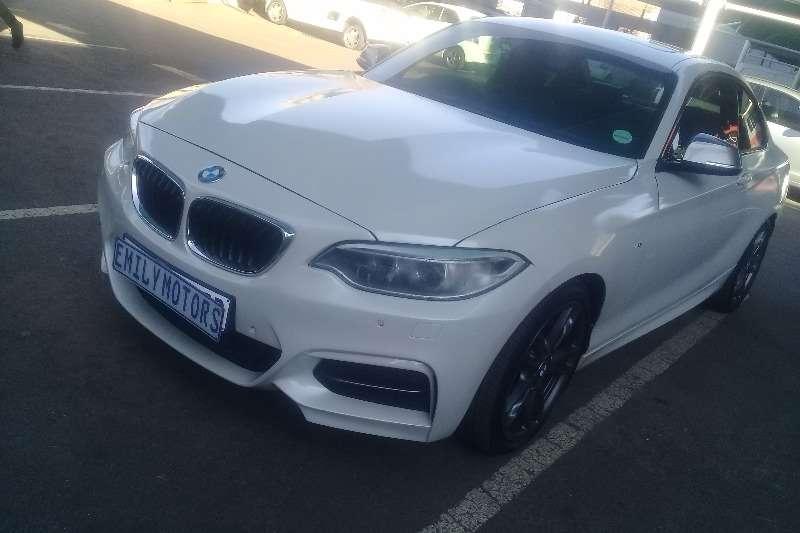 2016 BMW 2 Series M235i coupe auto