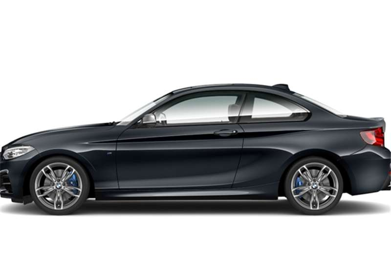 BMW 2 Series M235i coupe auto 2016