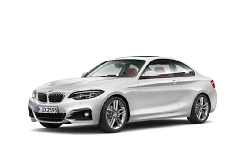 BMW 220i coupe M Sport auto 2017