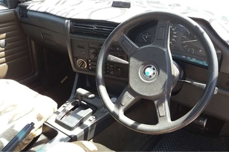 BMW 3 Series 2door For Sale R30.000 Old School Classic Cars For Sale In  Western Cape | R 30 000 On Auto Mart