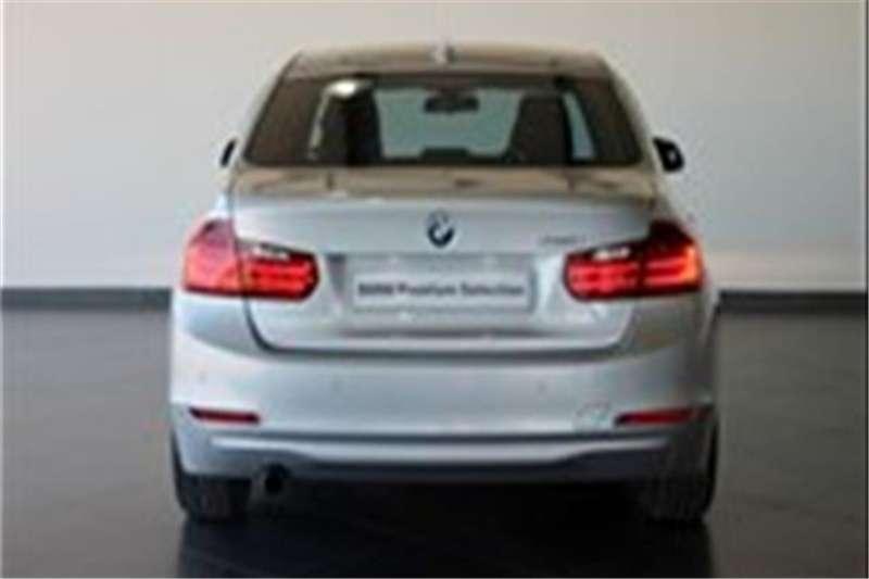 BMW 3 Series 316i auto 2015