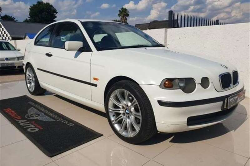 BMW 3 Series 318ti 2003