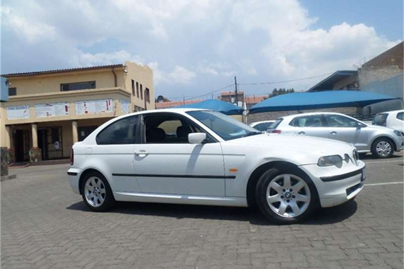 2003 BMW 3 Series 318TI A/T (E46) Cars for sale in Gauteng | R 59 ...