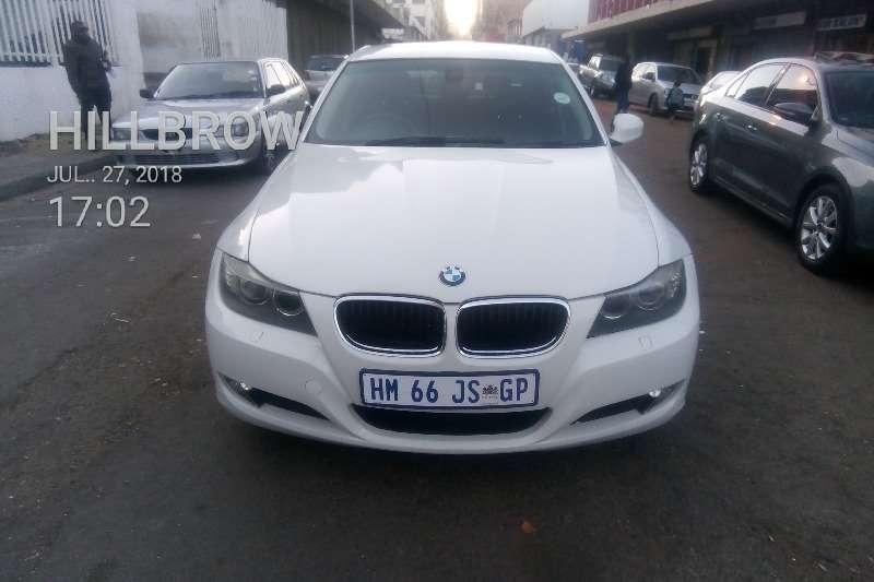 BMW 3 Series 320d Exclusive 2011