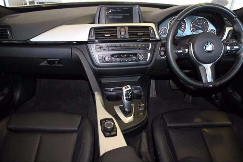 BMW 3 Series 320d GT M Sport 2015